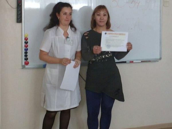 Сотрудники АГУ прошли обучение в региональном министерстве здравоохранения