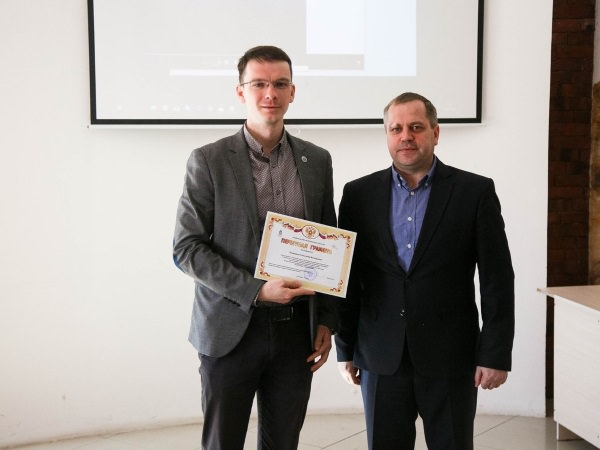 Проект из АГУ стал победителем регионального этапа молодёжного конкурса