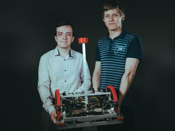 Робот АГУ будет собирать шайбы насостязаниях вПекине