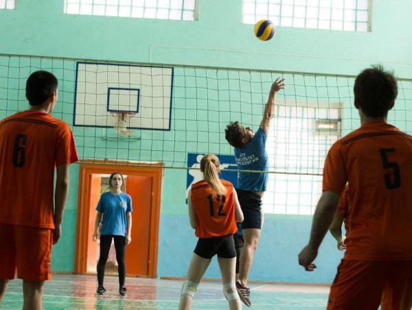 В АГУ прошёл цикл спортивных мероприятий в честь Победы