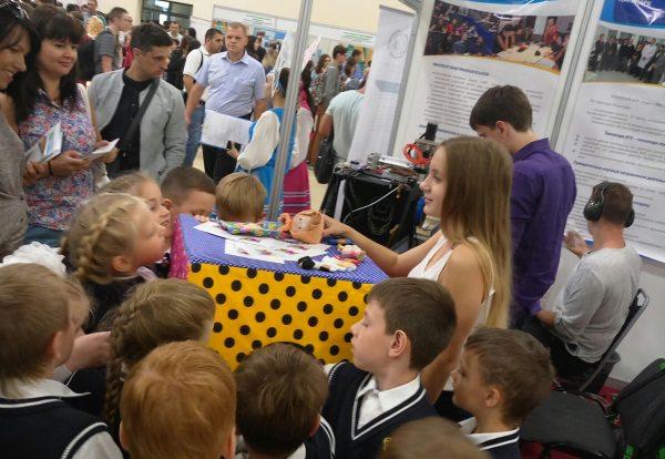 АГУ принял участие в Фестивале науки Юга России