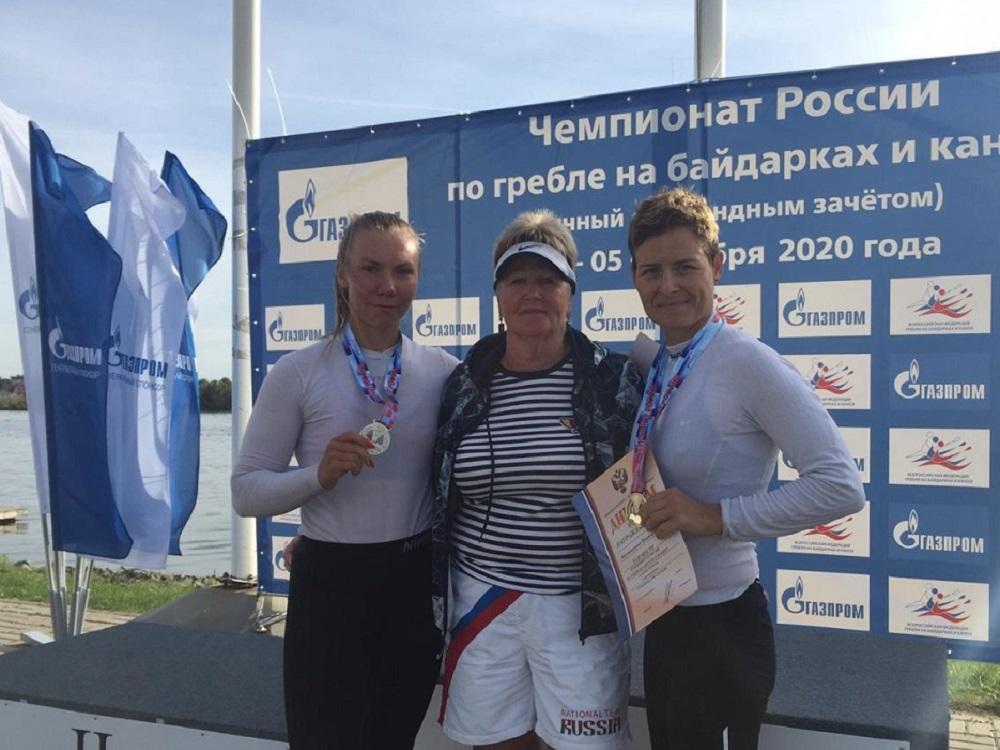 Студентка АГУ стала призёром чемпионата России погребле