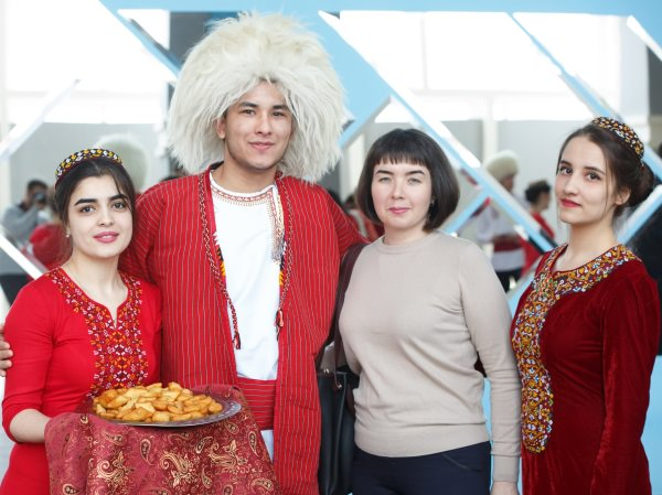 Ноуруз в АГУ