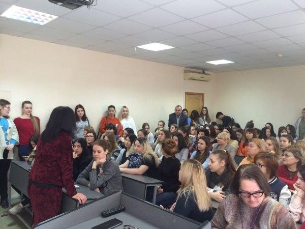 Депутат Л. В. Мироненко встретилась с представителями ФПиСР