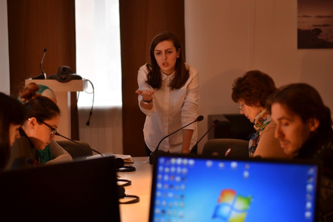 Тренинг по использованию мультимедийного оборудования для синхронного перевода