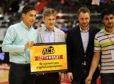 Команда АГУ получила награду Ассоциации студенческого баскетбола