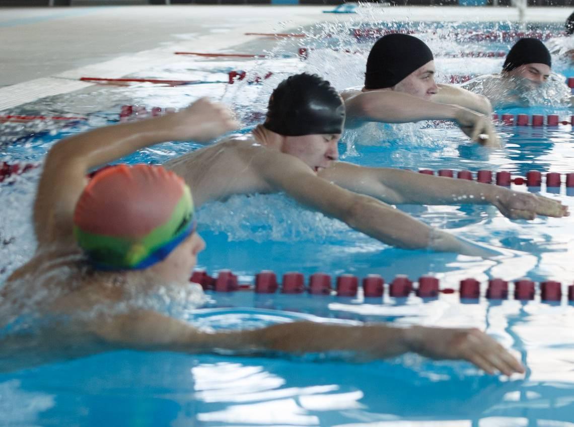 ВАГУ учат специалистов поадаптивной физической культуре