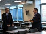 АГУ посетила делегация из Норвегии