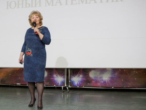 В АГУ прошёл конкурс «Юный математик»