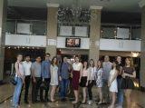 Студенты ФМЭиУ познакомились с тонкостями гостиничного бизнеса