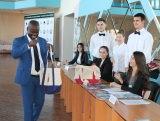 IV Каспийский форум иностранных студентов