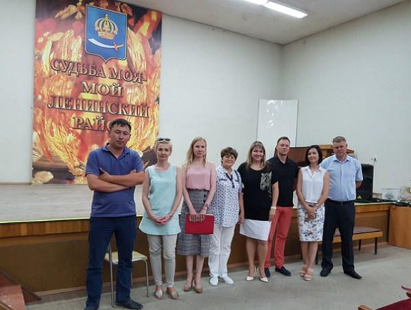 АГУ сотрудничает с органами местного самоуправления