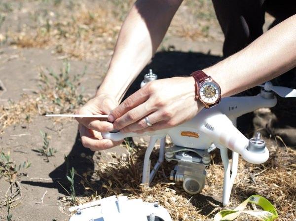 Разработчики АГУ выпустили на поля цифрового фермера