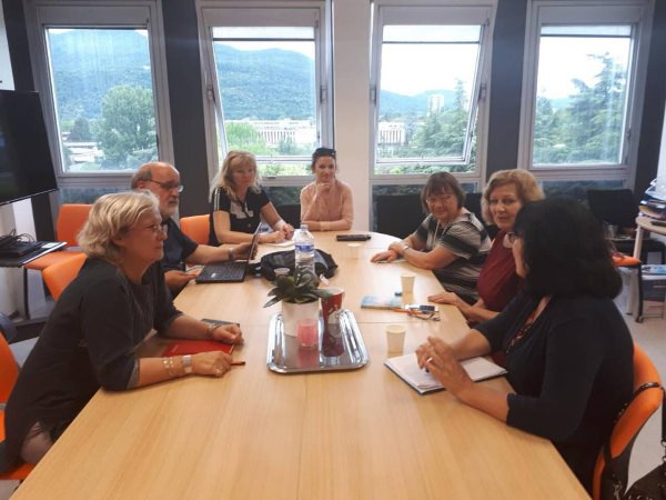 Представители АГУ приняли участие в завершающем этапе проекта по программе «Эрасмус+»