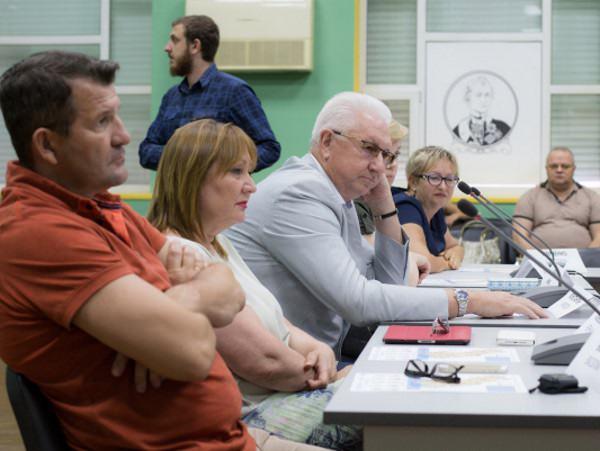 В АГУ состоялась первая встреча участников проекта #АстраханьЖиви