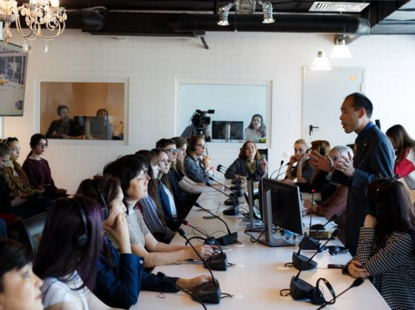 Astrakhan State University Trains Interpreters of United Nations Level