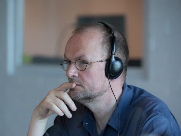 Переводчик Еврокомиссии рассказал в АГУ о трёх главных качествах синхрониста
