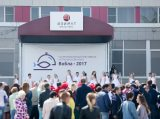 Волонтёры ФМЭиУ на фестивале астраханской кухни