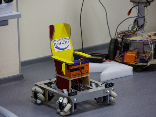Студенты АГУ создают высокотехнологичную инвалидную коляску