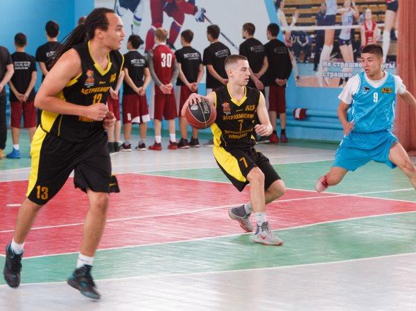 «Каспийские волки» победили в областной спартакиаде