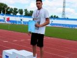 Успехи студентов АГУ на чемпионате по лёгкой атлетике