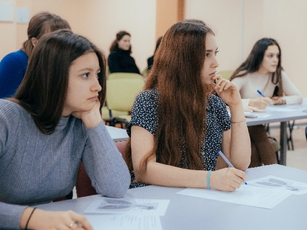"Competition ""I Am a Professional"" Is Held at Astrakhan State University Again"