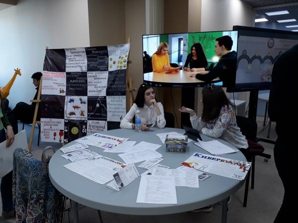 Факультет психологии принял активное участие в Фестивале проектов научной социализации