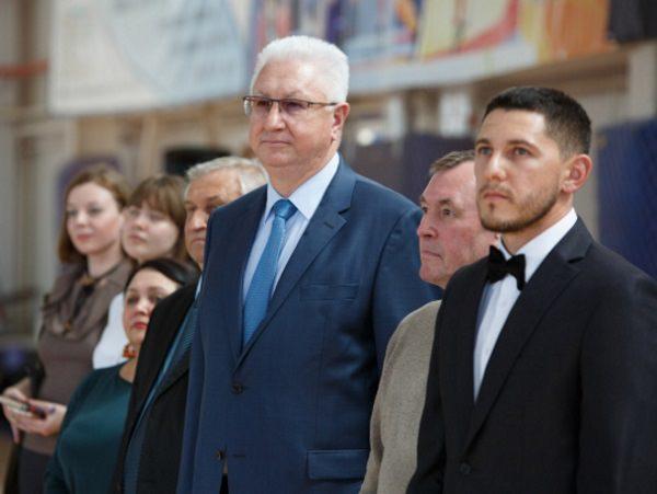 Константин Маркелов посетил масштабные спортивные соревнования