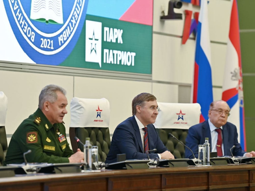 Military Training Center May Be Established at Astrakhan State University