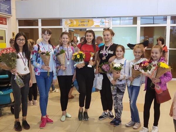 Студентка АГУ стала призёром соревнований по мажорет-спорту